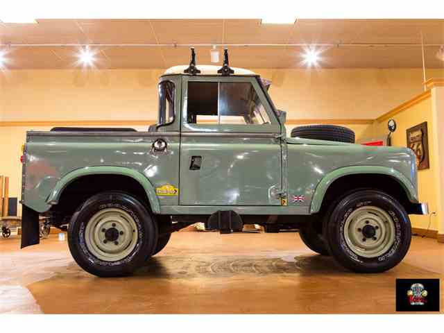 1969 Land Rover Series IIA | 965459