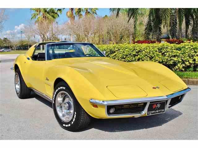 1969 Chevrolet Corvette | 965461
