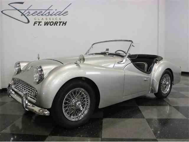 1959 Triumph TR3 | 965463