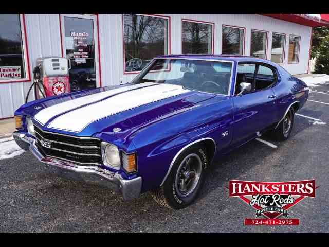 1972 Chevrolet Chevelle | 965470