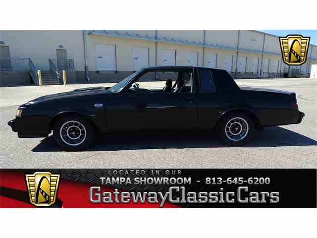 1987 Buick Grand National | 965474