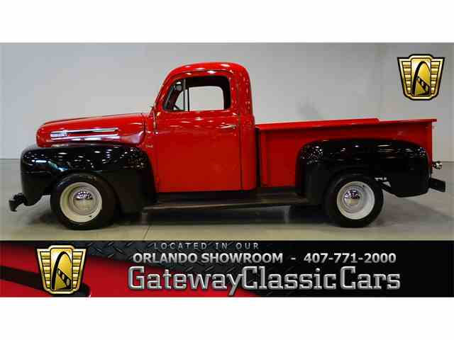 1950 Ford F1 | 965475