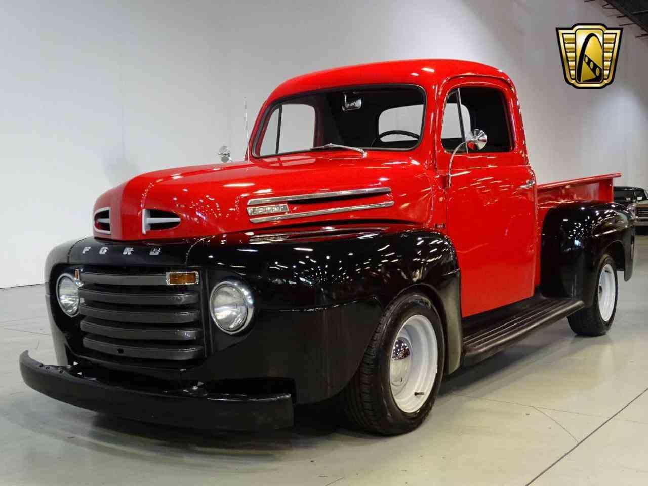 1950 ford f1 for sale cc 965475. Black Bedroom Furniture Sets. Home Design Ideas