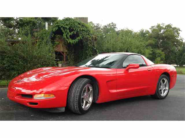 2001 Chevrolet Corvette | 965480