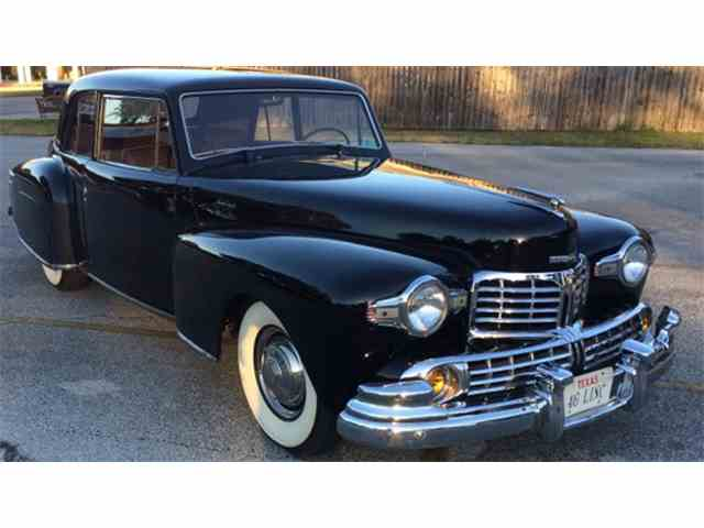 1946 Lincoln Continental | 965482