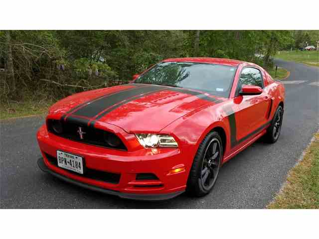 2013 Ford Mustang | 965484