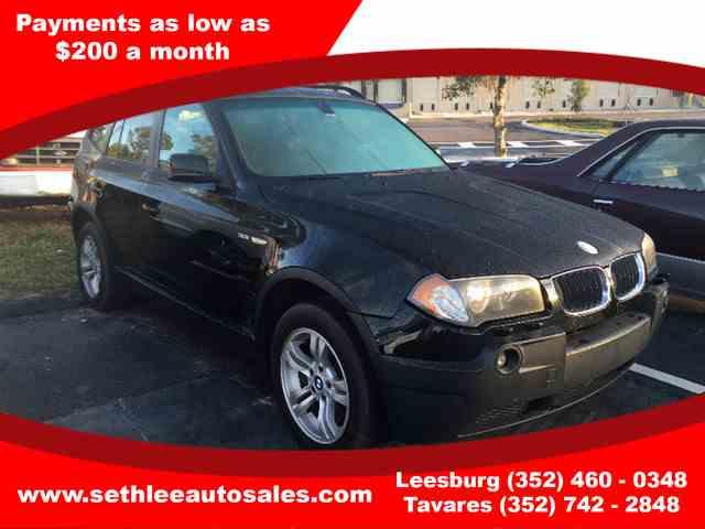 2004 BMW X3 3.0i | 965489