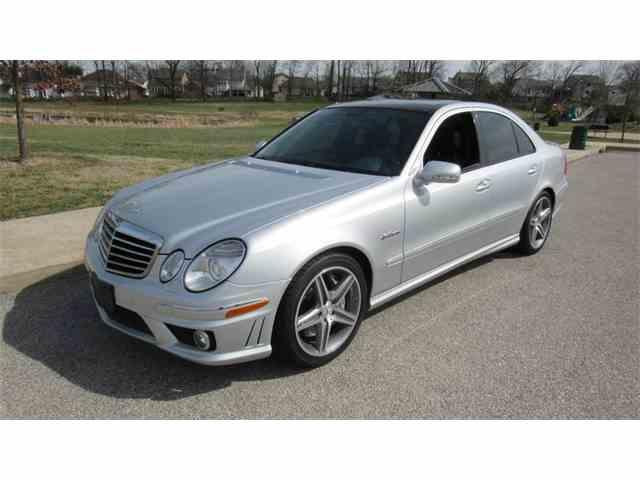 2008 Mercedes-Benz E63 | 965490