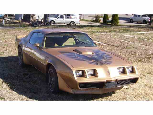 1981 Pontiac Firebird Trans Am | 965496