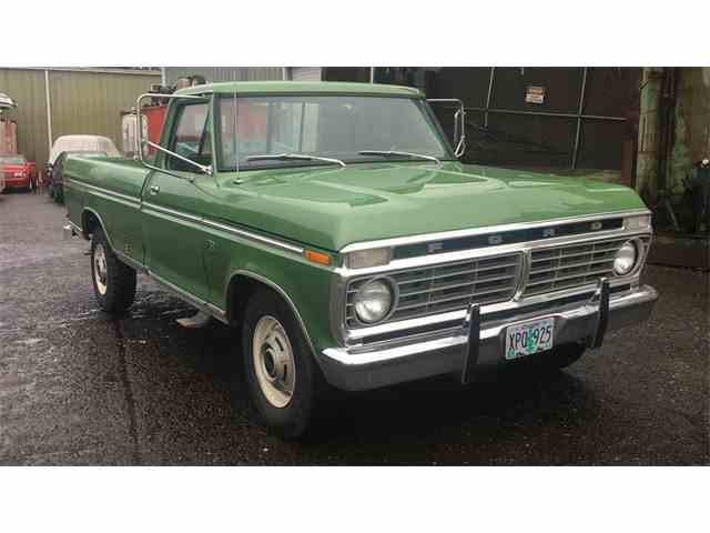 1973 Ford F250 | 965500