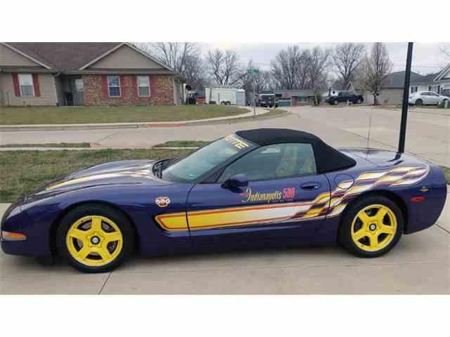 1998 Chevrolet Corvette | 965502