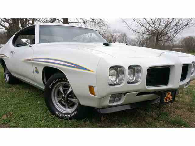 1970 Pontiac GTO (The Judge) | 965512