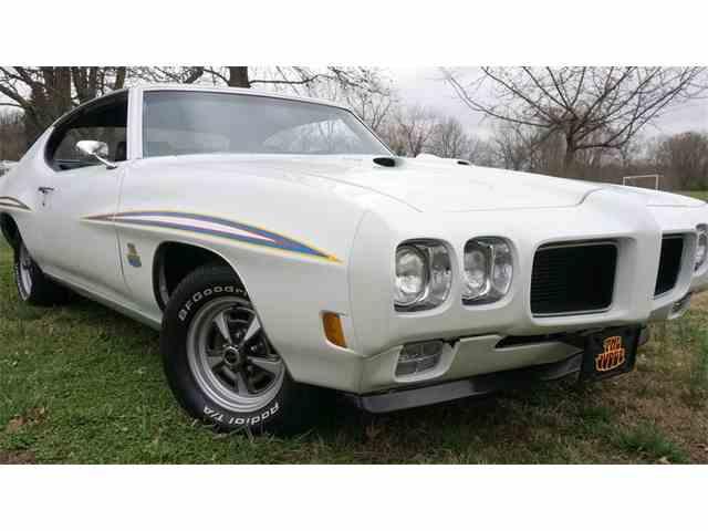 1970 Pontiac GTO (The Judge) | 965512