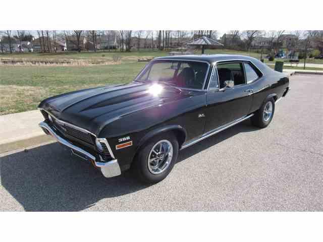 1972 Chevrolet Nova | 965515
