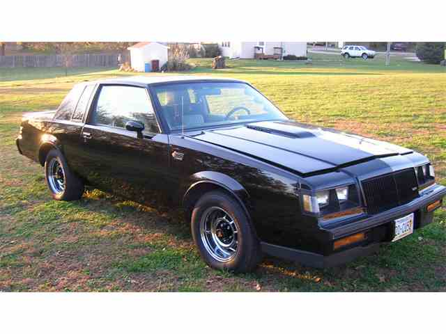 1987 Buick Grand National | 965521