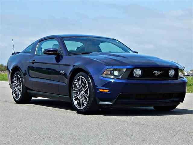 2012 Ford Mustang GT | 965526
