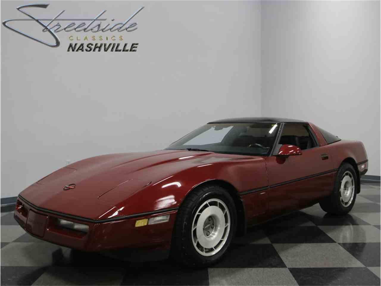 1987 Chevrolet Corvette for Sale - CC-965533