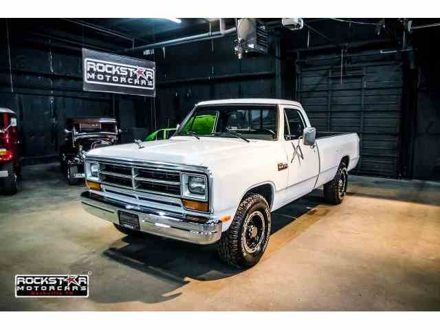 1990 Dodge D250   965539
