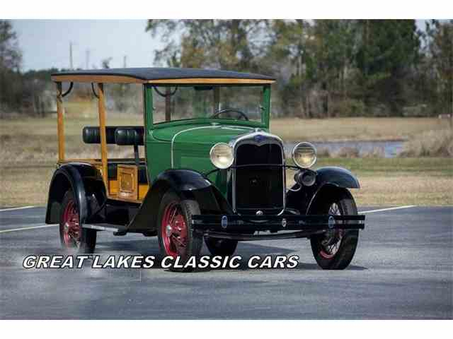 1930 Ford Model A | 965546