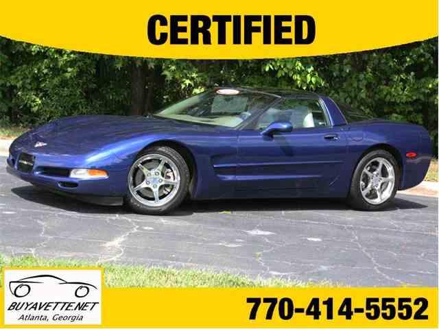 2004 Chevrolet Corvette | 965555