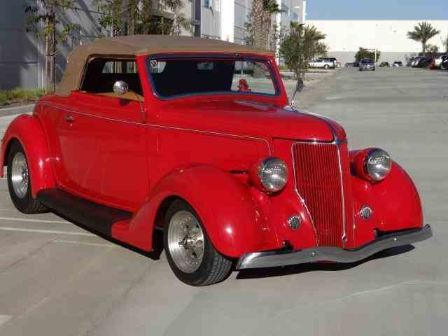 1936 Ford cabroilet | 965557