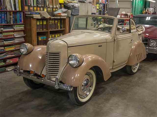 1940 Bantam Model 65 Riviera | 965562