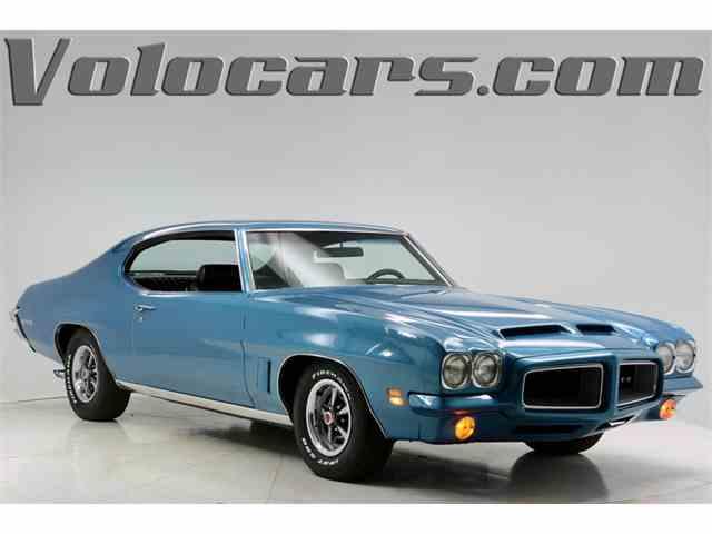 1972 Pontiac GTO | 965567