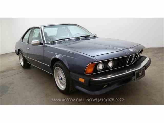1986 BMW 6 Series | 965572