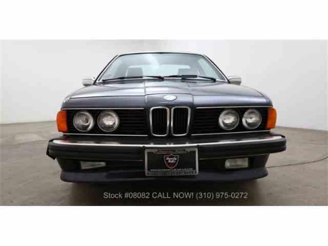 1986 BMW 6 Series   965572