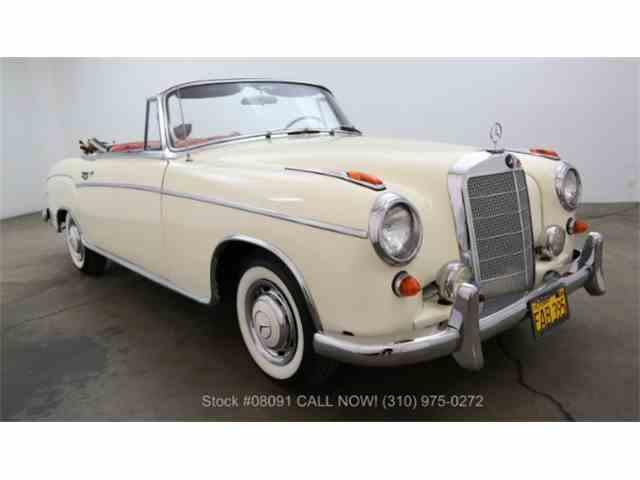 1960 Mercedes-Benz 220 | 965573