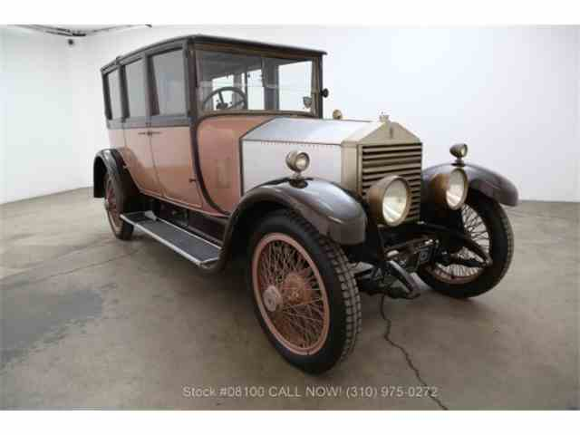 1924 Rolls-Royce 20HP | 965575