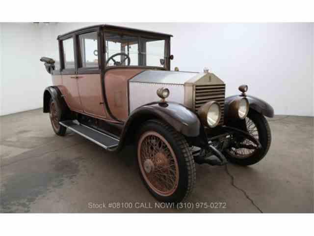 1924 Rolls-Royce 20HP | 965575