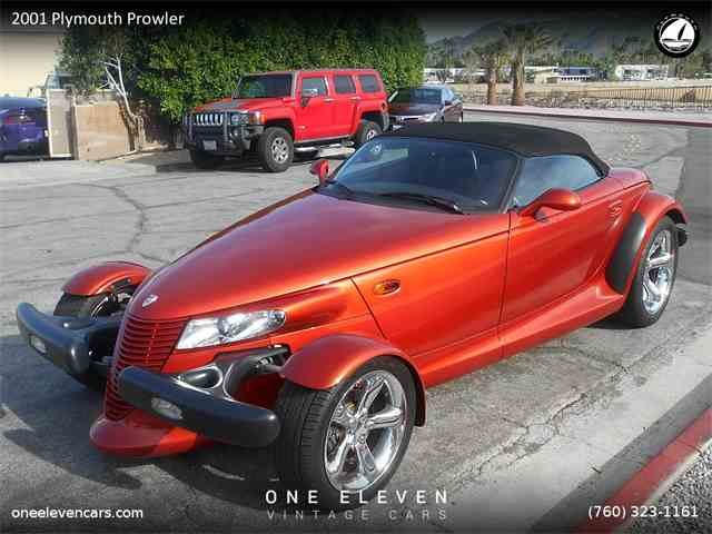 2001 Plymouth Prowler | 965576