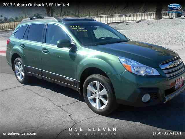 2013 Subaru Outback | 965578