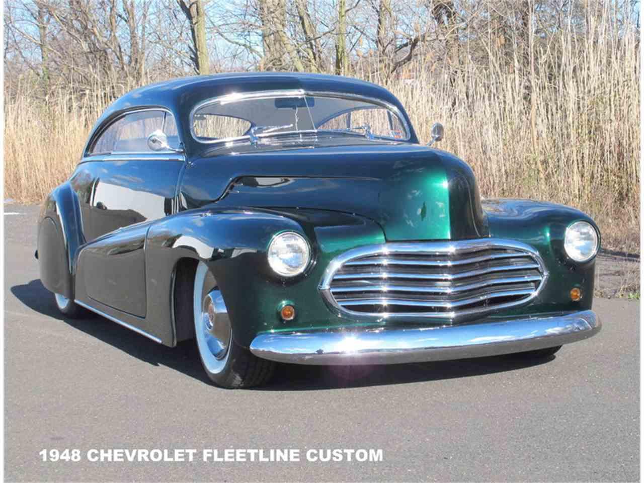 1948 chevrolet fleetline for sale cc 965579. Black Bedroom Furniture Sets. Home Design Ideas