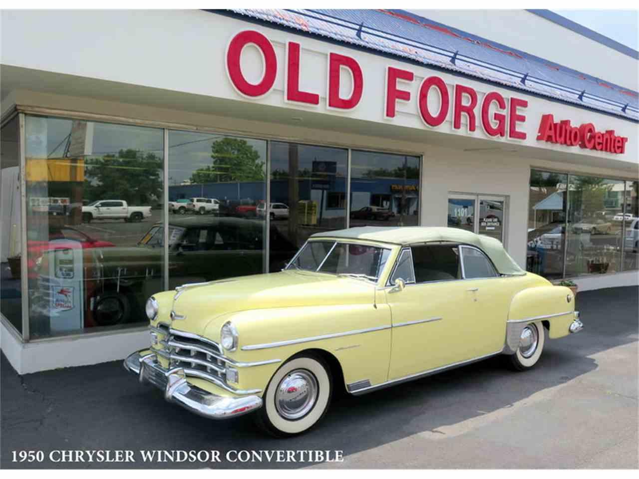 1950 Chrysler Windsor for Sale | ClassicCars.com | CC-965580