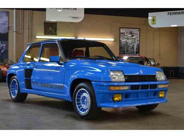 1983 Renault R5 Turbo II | 965589
