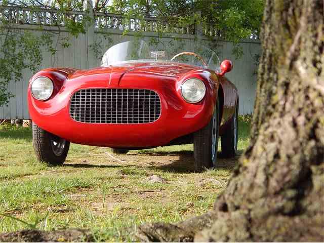 1951 Fiat Stanga Barchetta | 965592