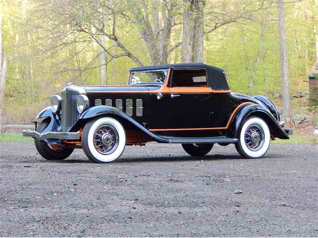 1932 Hudson 8 Coupe Roadster by Murphy | 965593