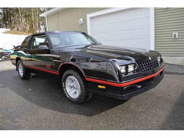 1987 Chevrolet Monte Carlo Aerocoupe | 960056