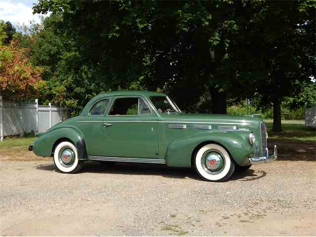 1940 LaSalle Coupe | 965600