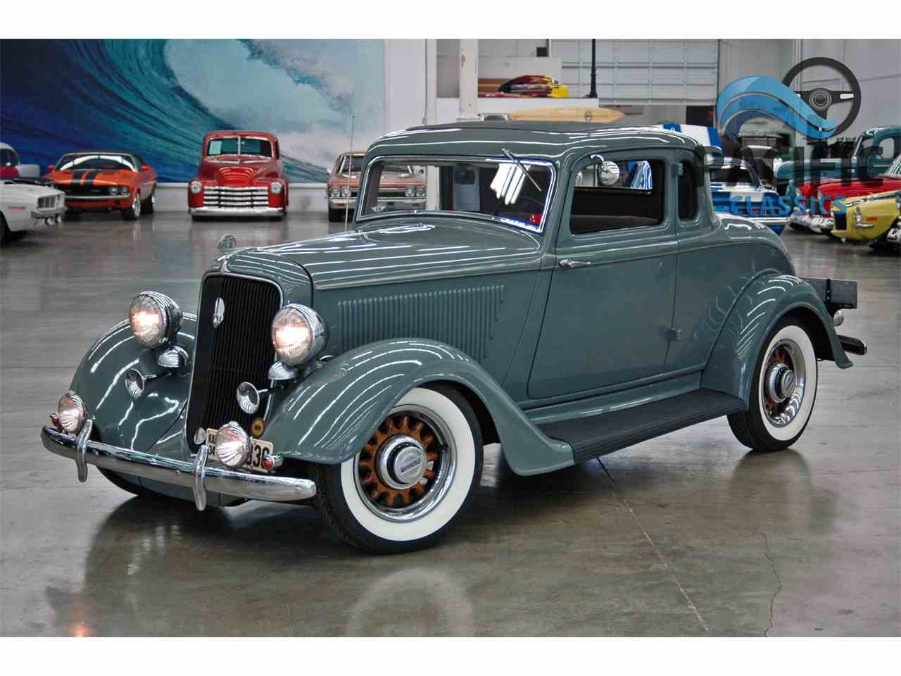Cars For Sale Under 5000 By Owner >> 1934 Plymouth Coupe for Sale | ClassicCars.com | CC-965604