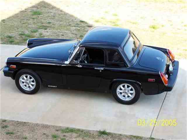 wiring diagram 1978 mg midget – comvt, Wiring diagram