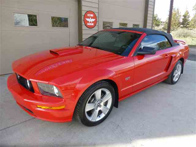 2007 Ford Mustang | 965757