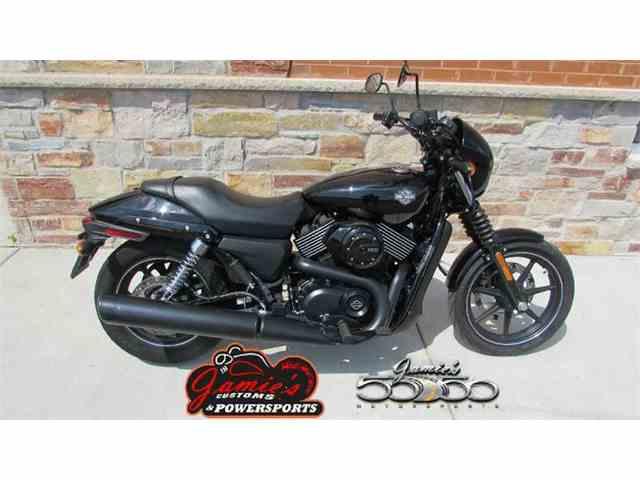 2015 Harley-Davidson XG750 - Street™ 750 | 965768
