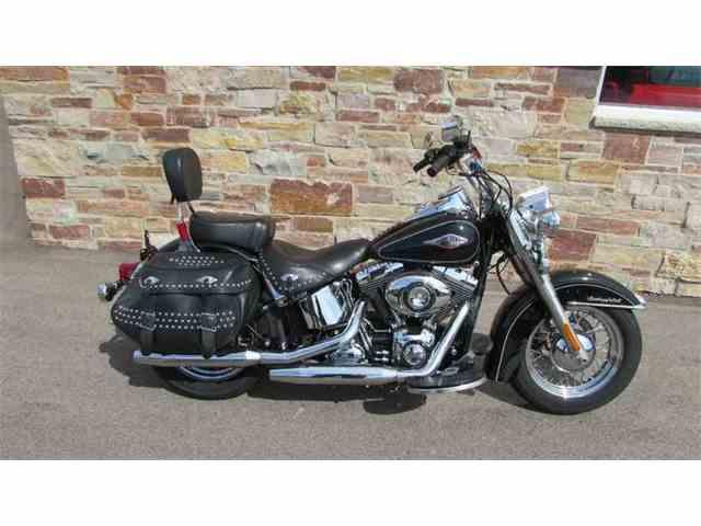 2015 Harley-Davidson FLSTC - Heritage Softail Classic | 965772
