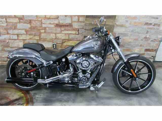 2015 Harley-Davidson FXSB - Softail Breakout | 965773