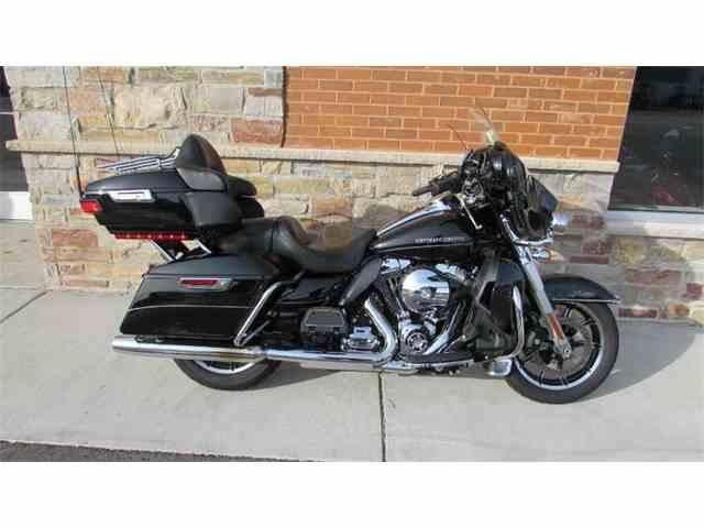 2015 Harley-Davidson FLHTK - Ultra Limited | 965775