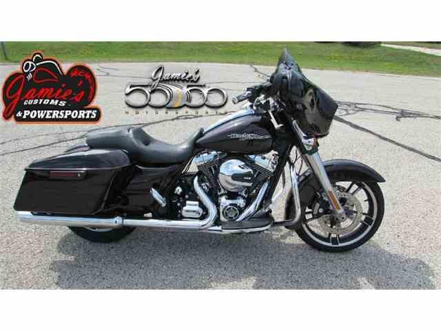 2014 Harley-Davidson FLHXS - Street Glide Special | 965780