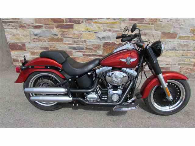 2014 Harley-Davidson FLSTFB - Softail Fat Boy Lo | 965783